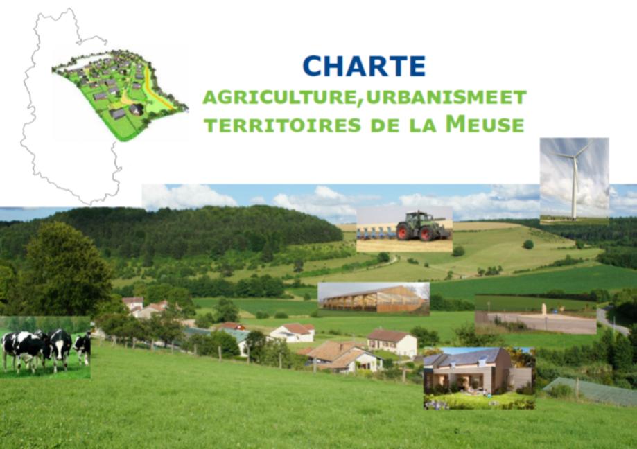 Charte de l 39 urbanisme chambre d 39 agriculture meuse - Chambre d agriculture de la manche ...